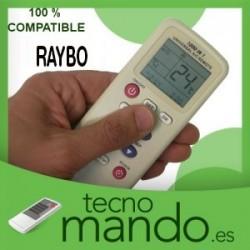 RAYBO - MANDO A DISTANCIA AIRE ACONDICIONADO  100% COMPATIBLE