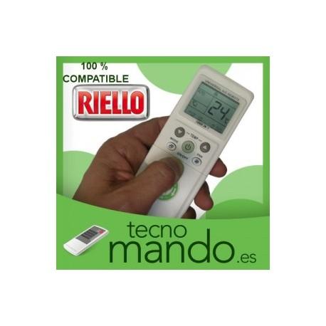 RIELLO - MANDO A DISTANCIA AIRE ACONDICIONADO  100% COMPATIBLE