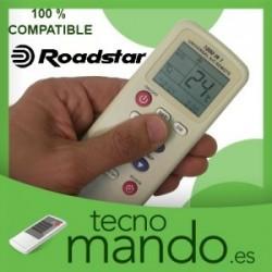 ROADSTAR - MANDO A DISTANCIA AIRE ACONDICIONADO 100% COMPATIBLE