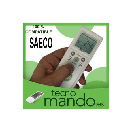 SAECO - MANDO A DISTANCIA AIRE ACONDICIONADO 100% COMPATIBLE