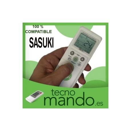 SASUKI - MANDO A DISTANCIA AIRE ACONDICIONADO  100% COMPATIBLE