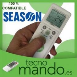 SEASON - MANDO A DISTANCIA AIRE ACONDICIONADO 100% COMPATIBLE