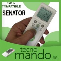 SENATOR - MANDO A DISTANCIA AIRE ACONDICIONADO 100% COMPATIBLE