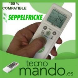 SEPPELFRICKE - MANDO A DISTANCIA AIRE ACONDICIONADO  100% COMPATIBLE
