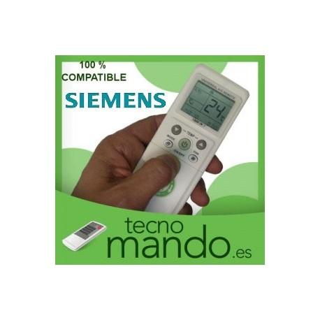 SIEMENS - MANDO A DISTANCIA AIRE ACONDICIONADO  100% COMPATIBLE