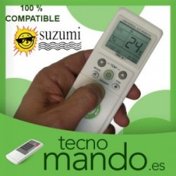 SUZUMI - MANDO A DISTANCIA AIRE ACONDICIONADO  100% COMPATIBLE