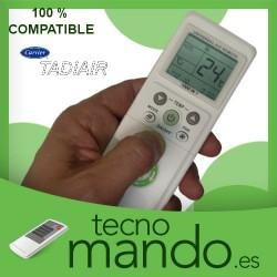 TADIAIR - MANDO A DISTANCIA AIRE ACONDICIONADO 100% COMPATIBLE