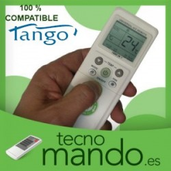 TANGO - MANDO A DISTANCIA AIRE ACONDICIONADO  100% COMPATIBLE