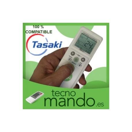 TASAKI - MANDO A DISTANCIA AIRE ACONDICIONADO 100% COMPATIBLE