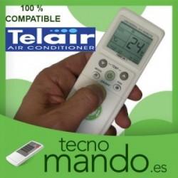 TELAIR - MANDO A DISTANCIA AIRE ACONDICIONADO 100% COMPATIBLE