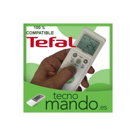 TEFAL - MANDO A DISTANCIA AIRE ACONDICIONADO 100% COMPATIBLE
