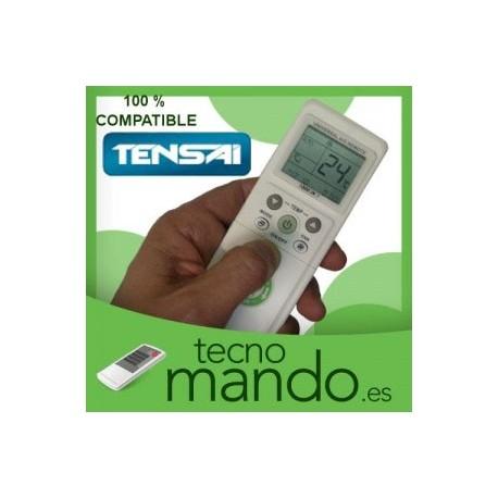 TENSAI - MANDO A DISTANCIA AIRE ACONDICIONADO  100% COMPATIBLE
