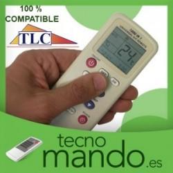 TLC - MANDO A DISTANCIA AIRE ACONDICIONADO  100% COMPATIBLE