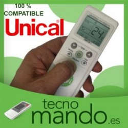 UNICAL - MANDO A DISTANCIA AIRE ACONDICIONADO  100% COMPATIBLE