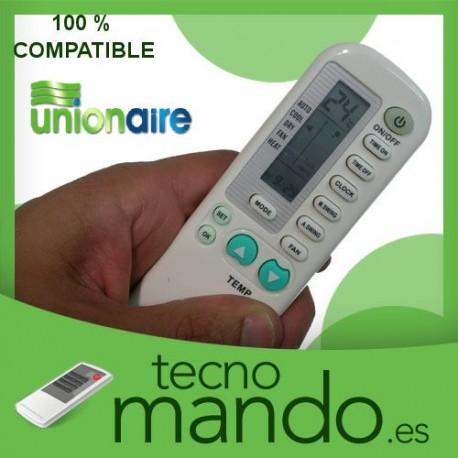 UNIONAIRE - MANDO A DISTANCIA AIRE ACONDICIONADO 100% COMPATIBLE