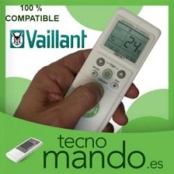VAILLANT - MANDO A DISTANCIA AIRE ACONDICIONADO  100% COMPATIBLE