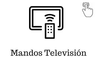 mandos a distancia para televisión